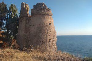 La Torre di avvistamento Makauda